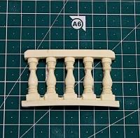 102-Декор пластик   6,6х4 см