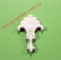 119-Декор пластик   1,5х2 см