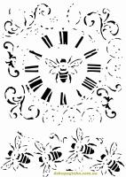 3049 Старинный циферблат
