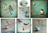 К-0133 птицы