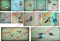 К-0136 птицы