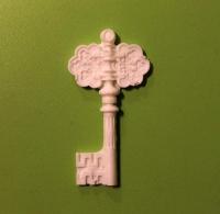 Ключ №1   56х30 мм