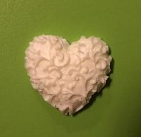 Сердце-1,   3х2,8 см