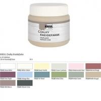 Меловая краска Chalky Chalk, 150 мл, Kreul, цвета в ассортименте
