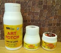 Прозрачный клей для декупажа Art Potch 150мл
