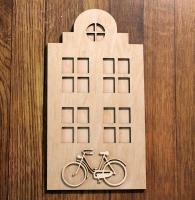 Ключница-дом №1