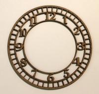 Циферблат-накладка Арабский 17 см
