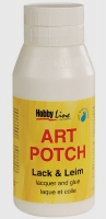 Прозрачный клей для декупажа Art Potch 750мл