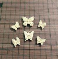 Набор бабочки 6 шт
