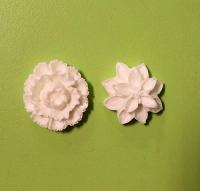 Цветочная пара-1, диаметр 2,2-2,4 см