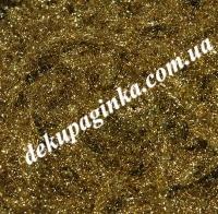 Вата для золочения, яркое золото, 40 мл