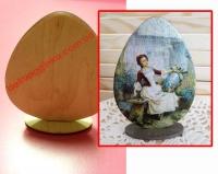 Яйцо на подставке, фанера 4 мм