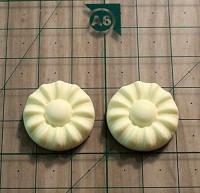 Накладка круглая №5   2 шт   2,2 см